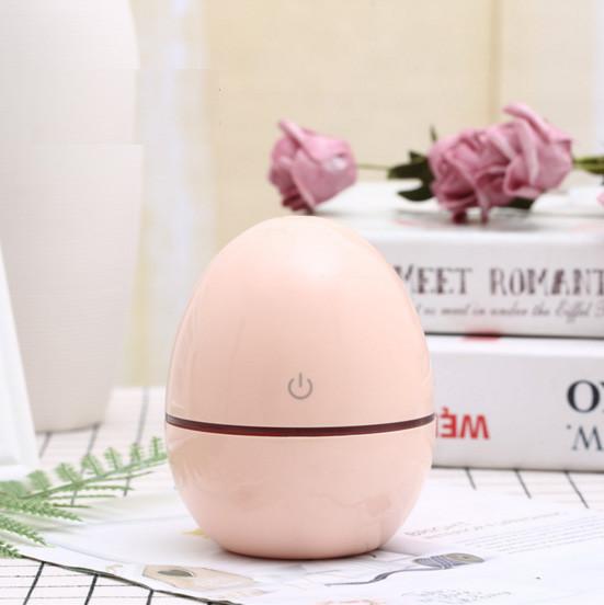 Nawilżacz w kształcie jaja