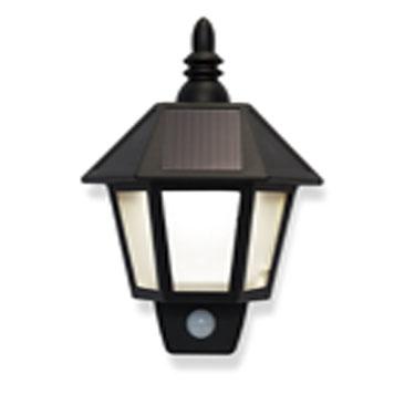 Lampa solarna z czujnikiem ruchu