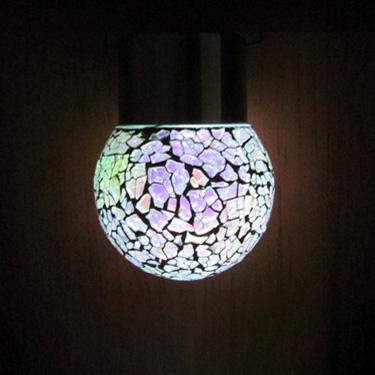 Solar wiszące mozaiki światła
