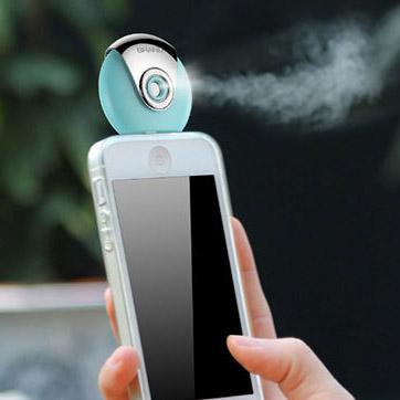 Nawilżacz do telefonu komórkowego